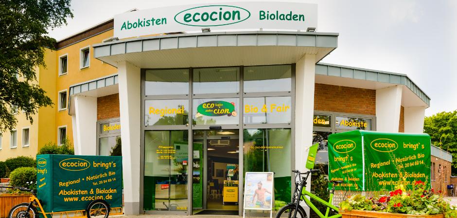 Ecocion Shop. Foto: © Ecocion