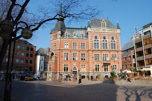 Oldenburger Rathaus. Foto: © Stadt Oldenburg