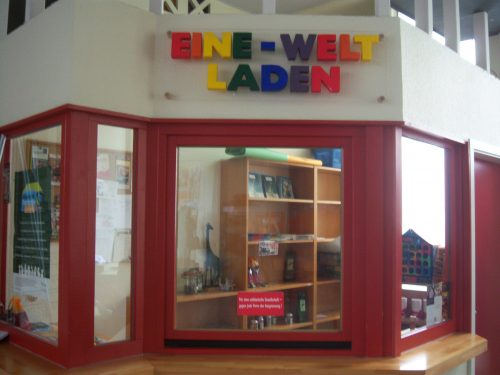Foto: Liebfrauenschule Weltladen ©Liebfrauenschule
