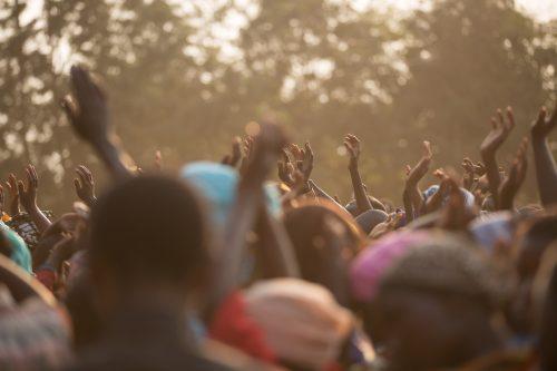 Menschenmenge. Foto: © CC0