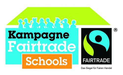Fairtrade Schools Logo. Logo: © Fairtrade Schools