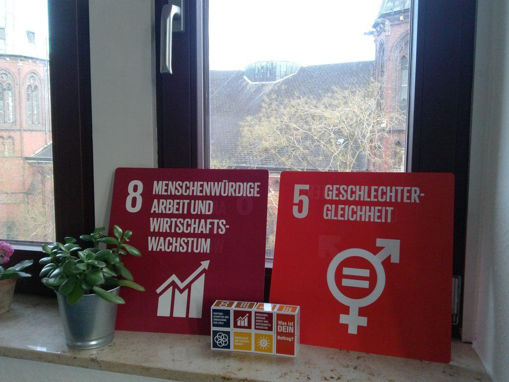 SDG 5 und 8