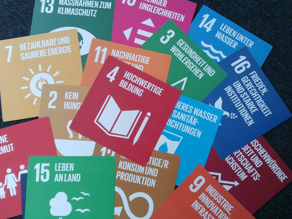 SDGs. Foto: © J. Mumme