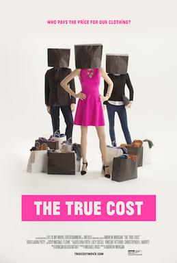 "Kinostartposter ""The True Cost"""