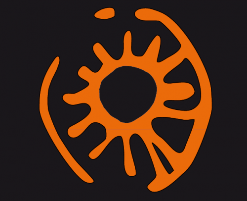 Logo Markt der Völker. Logo: © Markt der Völker