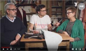 Interview mit Gisela Burckhardt, Rainer Borgmann und Barthel Pester