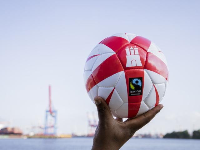 Fairer Ball in Hamburg. Foto: © #Sporthandeltfair